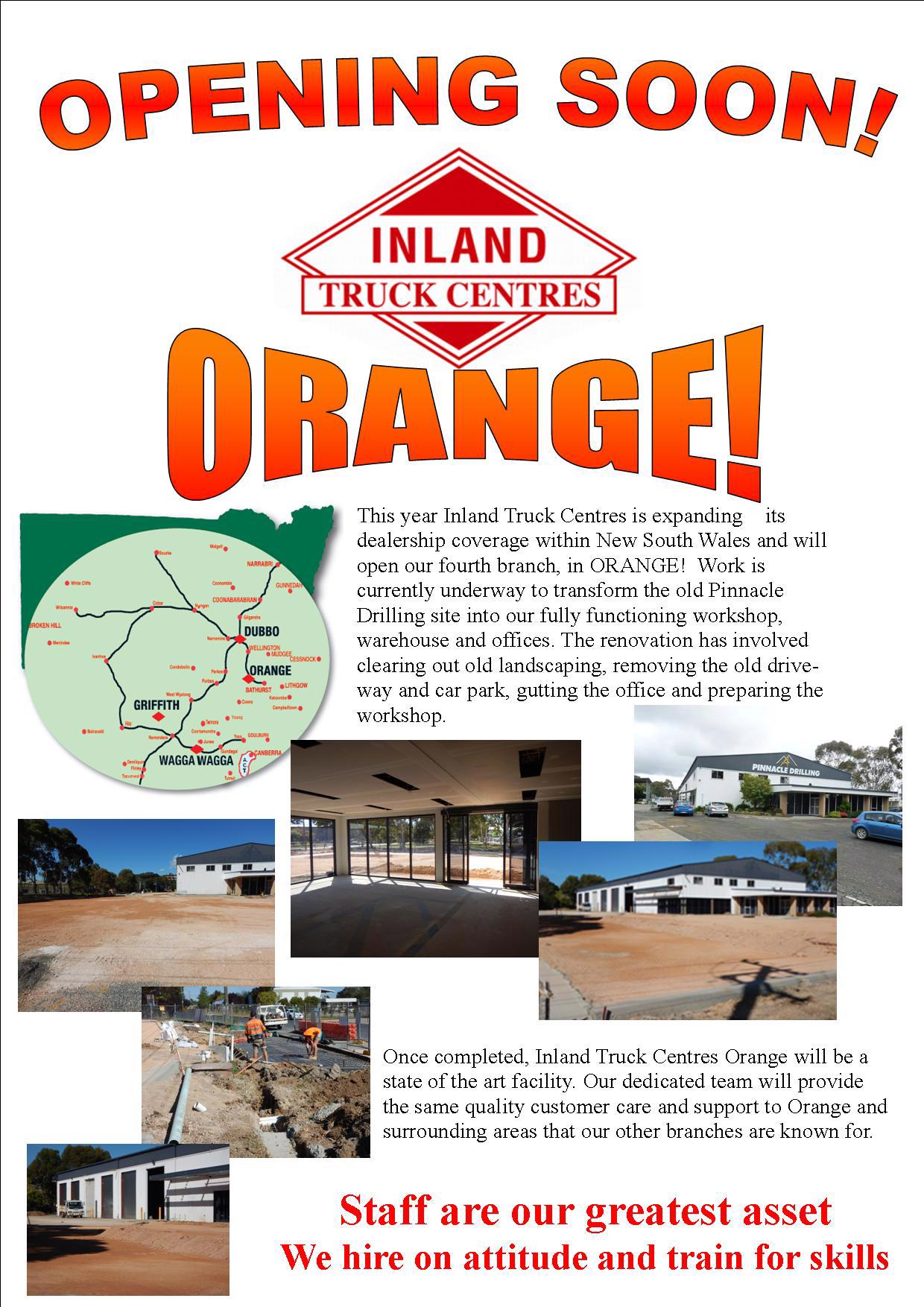 Orange Branch Opening Soon Feature Image