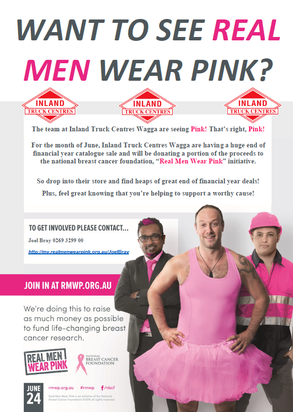 Want to See Real Men Wear Pink Feature Image