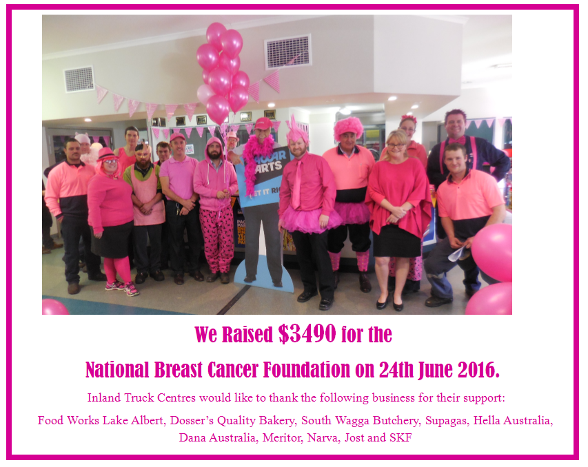 National Breast Cancer Foundation Feature Image